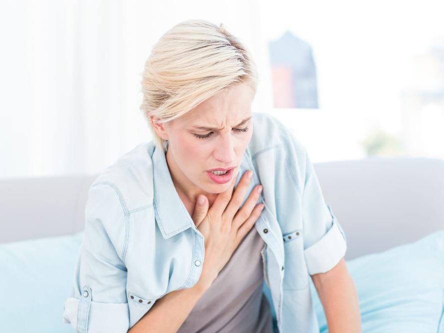 problème respiratoire asthme