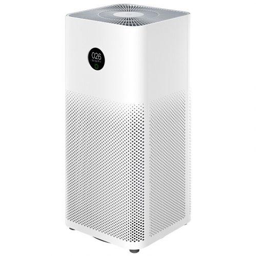 Xiaomi Air Purifier 3 3H Filter Mi Air Cleaner Fresh Ozone home auto Smoke formaldehyde sterilizer Cube Smart MIJIA APP Control