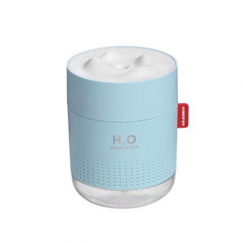 Nouveau humidificateur de montagne de neige Mini humidificateurs à ultrasons Led veilleuse arôme diffuseur d'huile essentielle USB brumisateur voiture rafraîchir l'air