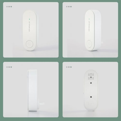Ioniseur purificateur d'air maison générateur d'ions négatifs purificateur d'air enlever formaldéhyde fumée poussière Purification pour la chambre à la maison désodorisant