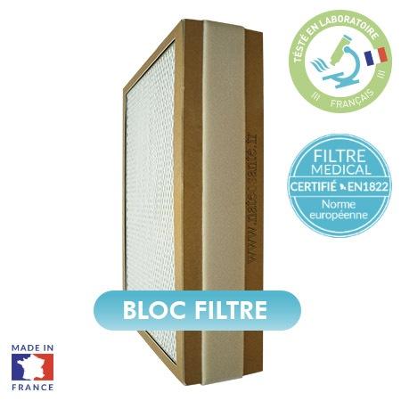 bloc filtre purificateur eolis air manager