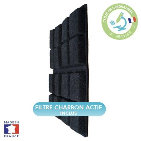filtre à charbon actif eolis air manager