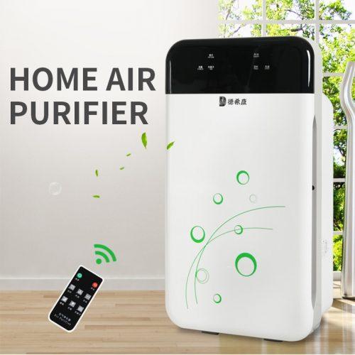 Purificateurs d'air médicaux chambres à coucher en plus des purificateurs de stérilisation au formaldéhyde et à la fumée et à la poussière Plasma